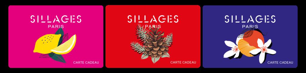 Cadeau original Saint Valentin : l'option zéro risque reste la carte cadeau Sillages Paris