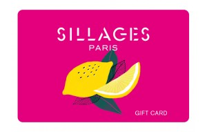 Gift card LEMON