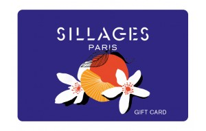 Gift card ORANGE BLOSSOM