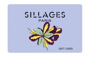 Gift card IRIS